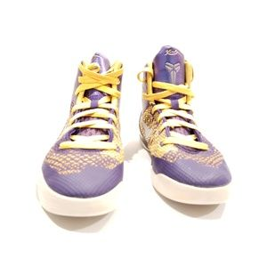 f367f81bde05 Nike Shoes - Kobe 9 Elite GS  Team  SKU  636602 501 ...